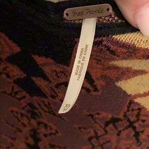 Free People Dresses - Free people sweater dress